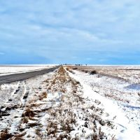 Kasahische Steppe.., Володарское