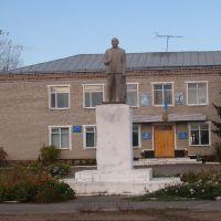 Памятник Ленину, Келлеровка