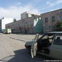 Road A344 Zhezkazgan, Кзылту