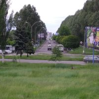 Вид на центр, Красноармейск