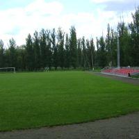 Футбольное поле, Красноармейск