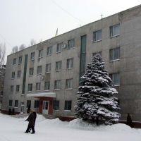 пл. Шибанкова, Исполком, Красноармейск