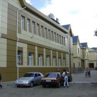 Двор Красноармейского вокзала, Красноармейск