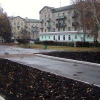 пл. Шибанкова, Красноармейск