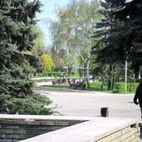 Красноармейск, Красноармейск