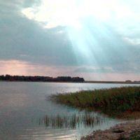 Ozero Karakata, Ленинградское