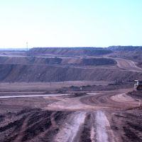 Карьер по добыче железной руды, Ленинградское