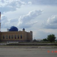 Mosque in Stepnyak City, Степняк