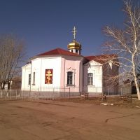 ХРАМ ИКОНЫ КАЗАНСКОЙ БОЖЬЕЙ МАТЕРИ, Чистополье