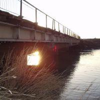 Разлив реки Чистополье (весна), Чистополье