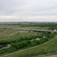 рядом с Нурой, Чкалово