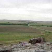 рядом с Нурой (панорама), Чкалово