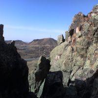 Степи Центрального Казахстана)), Чкалово