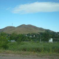 Near Temirtau, Чкалово