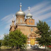 СТАРАЯ ЦЕРКОВЬ В БОРОВСКОМ, Боровской