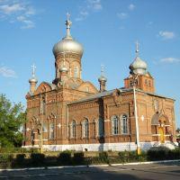 vid na cerkovy, Боровской