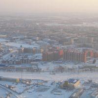 Кустанай, Затобольск