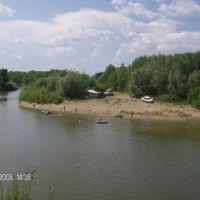 река Ишим, Камышное