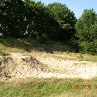 Пясчаная яма, Комсомолец