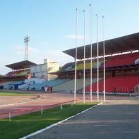 Qostanay Central Stadium, Кустанай