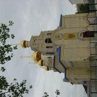 kustanay - Qostanay 20-6-2004 Iglesia nueva, Кустанай