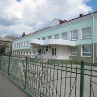 школа №1, Кустанай