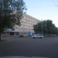 Гостиница, Кустанай