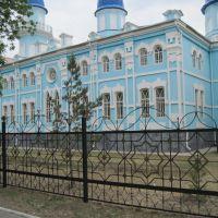 KOSTANAY MOSQUE  - ҚОСТАНАЙ МЕШІТ, Кустанай