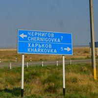 Чернігів і Харків у Казахстані:), Кушмурун