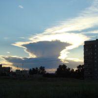 Взрыв облака, Ленинское