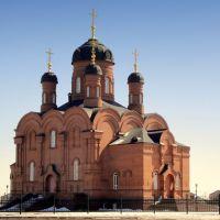 Храм Божий Святого Праведного Иоанна Кронштадтского, Ленинское