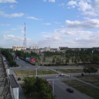 Парк Победы, Лисаковск