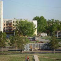 7 микрорайон., Лисаковск