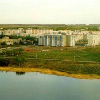 город на Тобол реке, Лисаковск