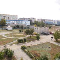 Двор 6-25, Лисаковск