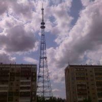 Телевышка, Лисаковск