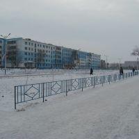New Road, Лисаковск