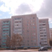 г.Лисаковск_6-мкр_июль-2013, Лисаковск