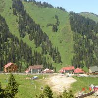 Ski Resort Almaty, Орджоникидзе
