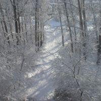 Зима в Алма-ате, Орджоникидзе