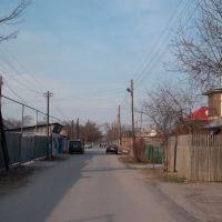 Акынов вид север от моего дома, Орджоникидзе