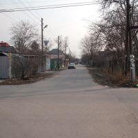 Akinov вид на юг, Орджоникидзе