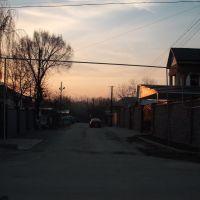 Джапаридзе Закат, Орджоникидзе