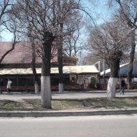 Ахтамар, Орджоникидзе