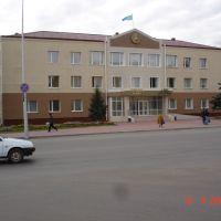 Акимат города Рудного., Рудный