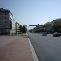 ул. Ленина., Рудный