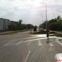 улица Парковая, Рудный