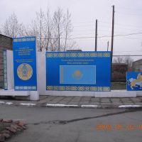 Поселковый Акимат, Тобол
