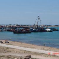 Тюб-караганский залив, Баутино