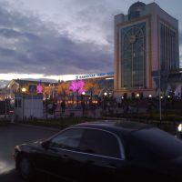 Astana  Kazakhstan .Ж-д вокзал., Бейнеу